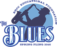 Spring Fling 2016 The Blues logo