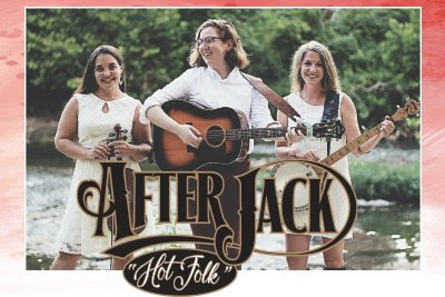 "After Jack trio ""Hot Folk"""
