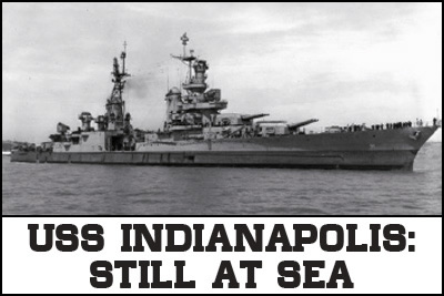 USS Indianapolis: Still at Sea