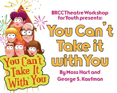 BRCC Theatre Workshop for Youth: You Can't Take it with You