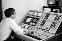 Student - TV Production 1960s