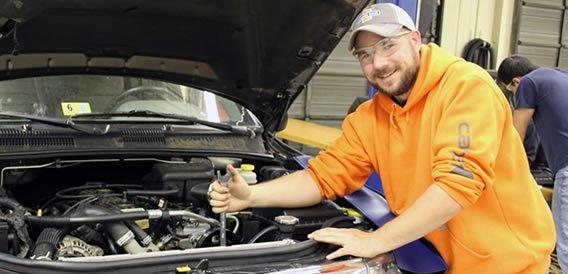 Automotive Analysis & Repair Diploma Program   BRCC, Virginia