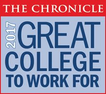 The Chronicle 2017 Great College to Work For