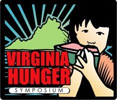 Virginia Hunger Symposium logo